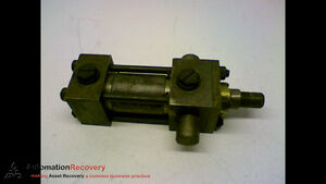 "PNEUMATIC CYLINDER 1-1/2"" STROKE 1"" BORE #159666"