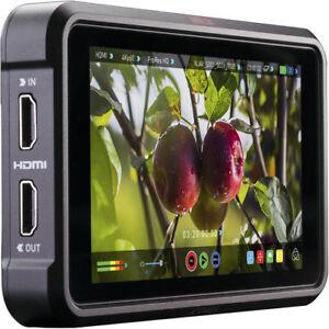 "Atomos Ninja V 5"" 4K HDMI Recording Monitor - ATOMNJAV01 - Ships from Miami"
