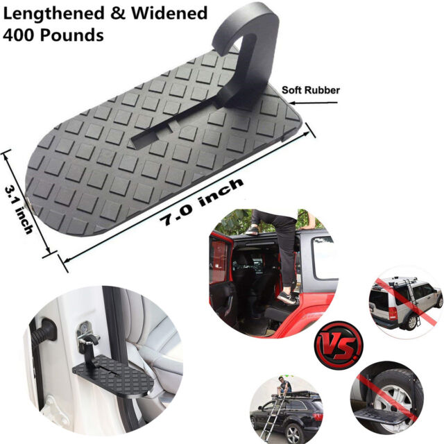 Back To Search Resultsfurniture Multifunction Foldable Car Doorstep Latch Hook Anti-slip Mini Foot Pedal Ladder For Jeep Suv Truck Roof Car Rooftop Pedal Sale Price