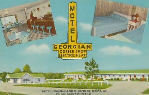 Z-McRae-GA-Motel-Georgian-Diner-Guest-Room-Exterior-and-Grounds