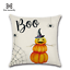 Halloween-Pumpkin-Cushion-Cover-Square-Pillow-Case-Thanksgiving-Day-Decor-U-pick miniature 27