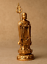 20CM-Chinese-Resin-Buddhism-Tang-Monk-Ksitigarbha-Boddhisattva-Buddha-Statuary thumbnail 1