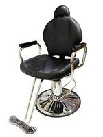 All Purpose Reclining Hydraulic Barber Chair Salon Beauty Spa Shampoo Equipment on sale