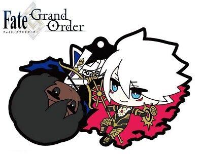 Fate//Grand Order Rubber Strap Mascot Buddy Colle Lancer Karna Archer Arjuna NEW