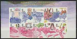248Sie-MALAYSIA-1999-CELEBRATE-THE-NEW-MILLENNIUM-IMPERFORATED-SET-FRESH-MNH