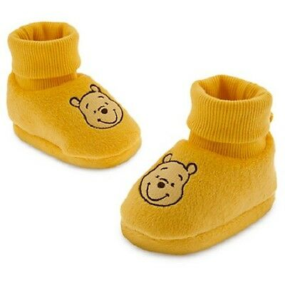 WiNNiE The PooH~Gold~SLIPPERS~SoFt