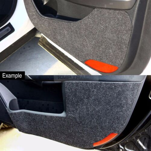Felt Inside Door Shield Cover Scratch Kick Protector for INFINITI 2013-2016 QX50