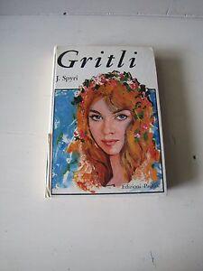 GRITLI-J-SPYRI-PAOLINE-1966
