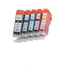SET CARTUCCE COMPATIBILI CANON 520 521 + CHIP