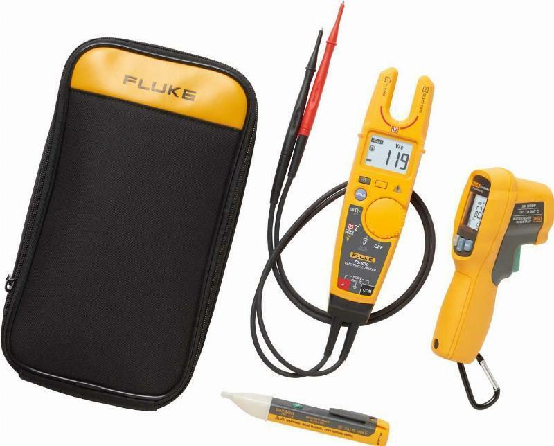 Fluke Elektro-Tester Kit T6-600 62MAX +1ACE Messgeräte-Sets 4910524