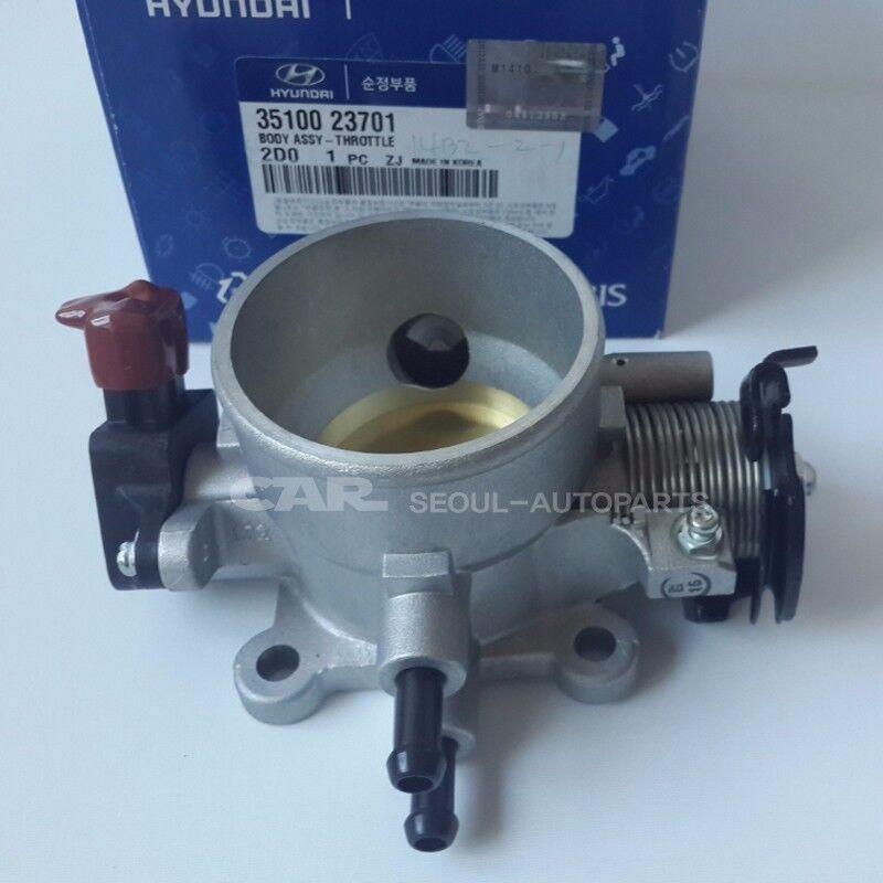 Fits Hyundai 2004-2008 Tiburon 2.0L Body Assy-Throttle Engine Room 3510023701