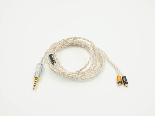 Dunu 2.5mm//3.5mm Balanced MMCX HiFi Audiophile Earphone Upgrade Cable