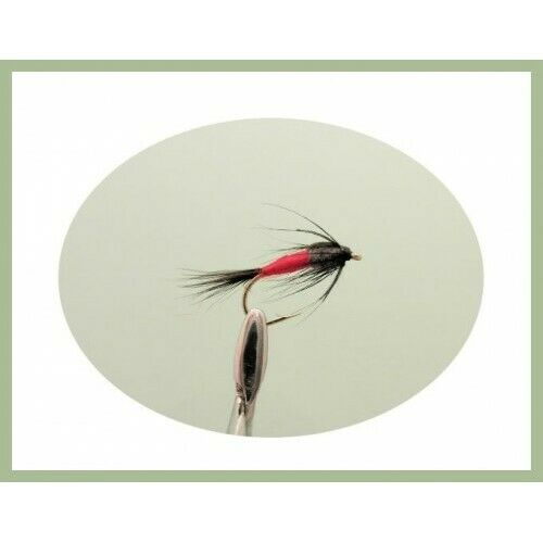 Choice of sizes Iron Blue Nymphs Trout flies Fishing flies 6 Pack