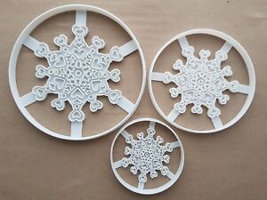 Snowflake-Pattern-Weather-Xmas-Shape-Cookie-Cutter-Dough-Biscuit-Stamp-Sharp