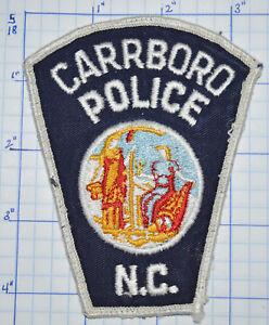 Mount Holly NC Police Dept Patch North Carolina