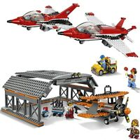 Lego City Airport Air Show (60103), Realistic Play Set & Minifigures