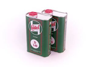 Castrol-D140-API-GL3-Gear-Oil-Gearbox-Differential-Mineral-Non-Hypoid-2L