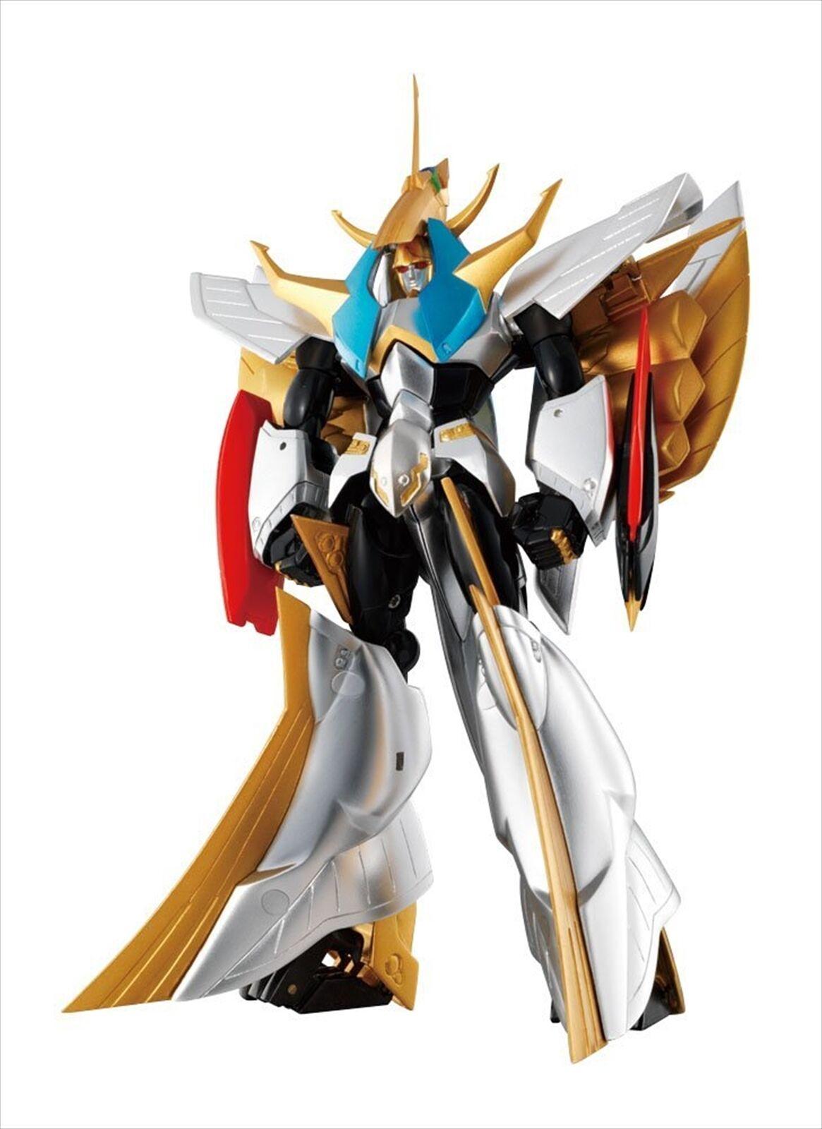 Bandai Super Robot Chogokin God Raideen Action Figure