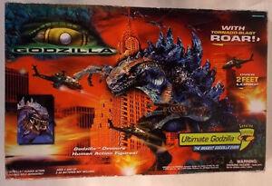 Godzilla Ultimate Electronic Par Trendmasters Nouveau Scellé Vhtf