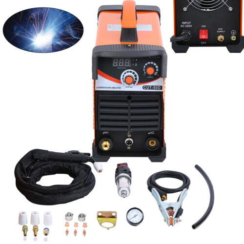 Ridgeyard 40W Plasma Cutter Welder Inverter Welding Machine  Cutting 1-12mm