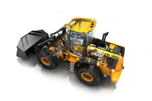A3-JCB-888-Front-Loader-Digger-Tractor-Cut-A-way-Wall-Poster-Picture-Brochure