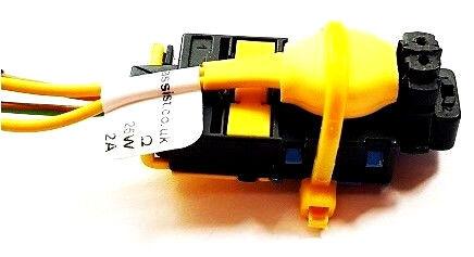 HONDA  2.7 OHMS OHM SRS AIRBAG RESISTORS RESISTOR 0.25W 2 AMP FUSED FAULT LIGHT