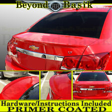 2010 2011 2012 2013 2014 2015 Chevy Cruze Factory Style Lip Trunk Spoiler Primer Fits More Than One Vehicle