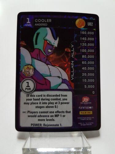 YOU PICK FROM LIST Dragon Ball Z Vengeance Foil