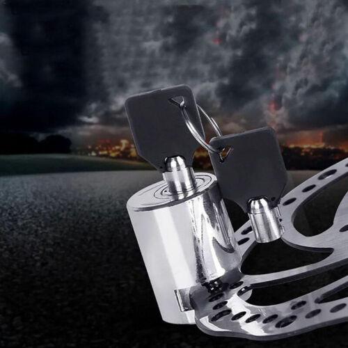 Bicycle Disc Brake Electric Car Anti-theft Lock Motorcycle Mountain Bike Tool S
