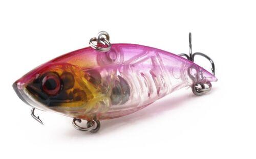Hard Body Vibe Freshwater Fishing Lure TACKLE Twitchbait Bream Bass Flathead Cod