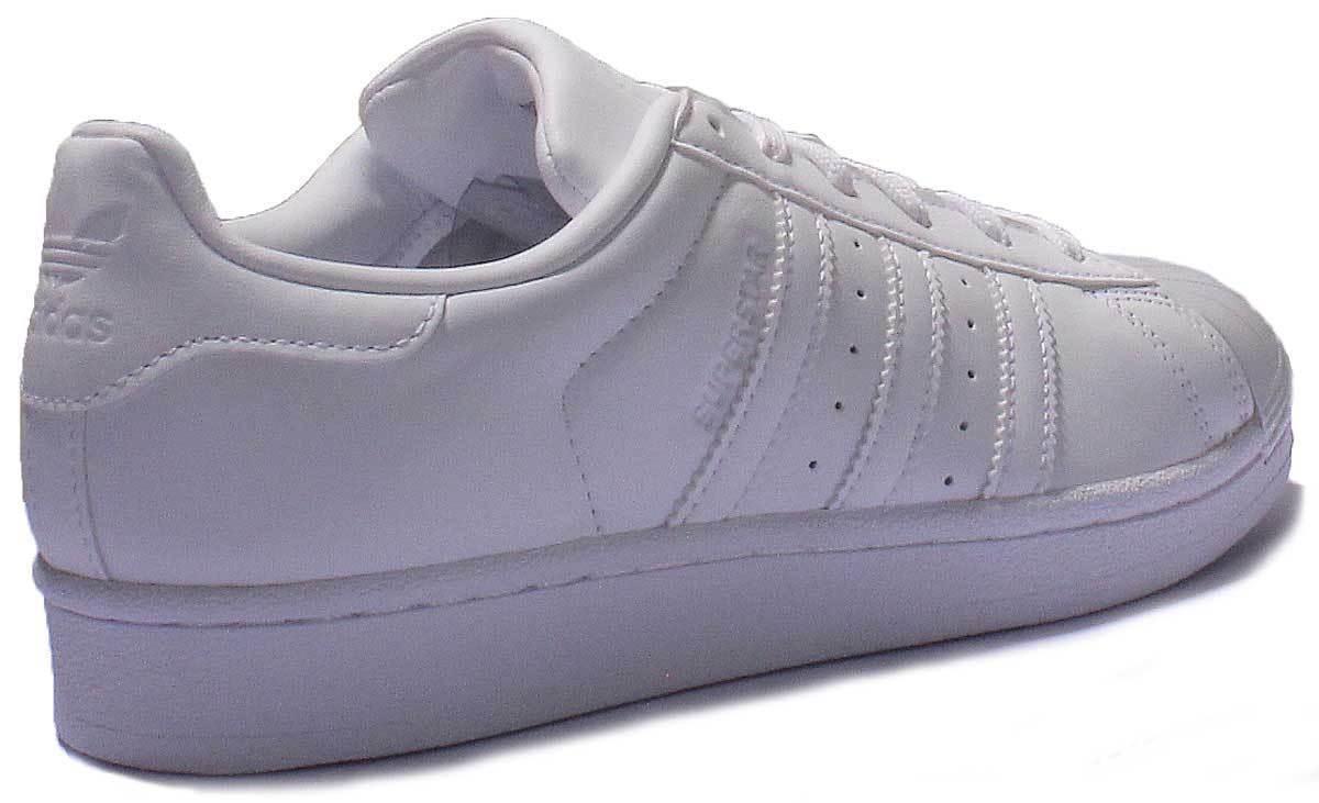 Adidas Superstar Gloss Grade Toe Women White B Grade Gloss White Trainer Size UK 3 - 8 62e1d1