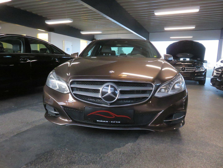 Mercedes E350 3,0 BlueTEC Avantgarde aut. 4d - 289.800 kr.