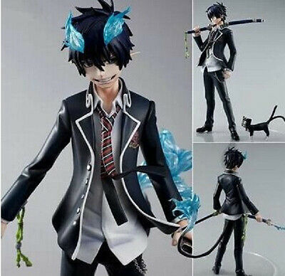 Anime Ao no Blue Exorcist Okumura Rin 23cm Figure Figurine WITHOUT BOX