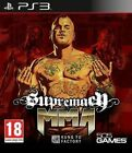 PlayStation 3 Supremacy MMA Ps3 VideoGames