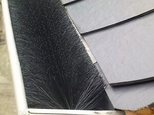 Dachrinnen Laubschutz 20 meter dachrinnen laubschutz reinigung ø 12 cm marderschutz ebay