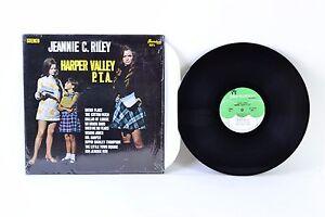 Jeannie-C-Riley-Harper-Valley-P-T-a-12-034-Vinyl-LP-Stereo-Plp-1