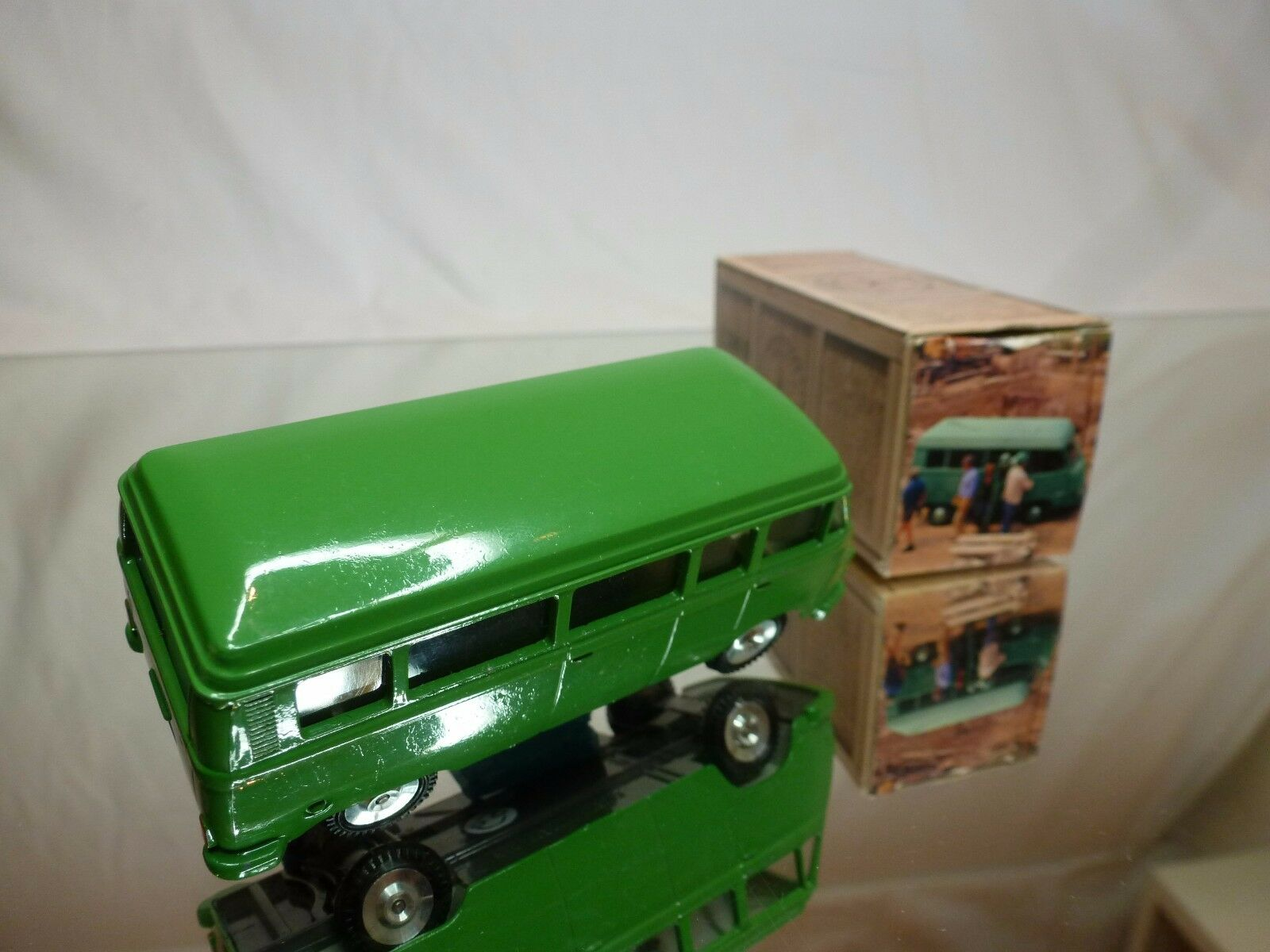 CURSOR MODELL 970 MERCEDES BENZ L206D L206D L206D L306D PASSENGER - RARE - GOOD IN BOX 286777
