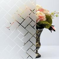 Bloss Self Adhesive Static Window Privacy Window Tint For Home/bedroom/bathroom/