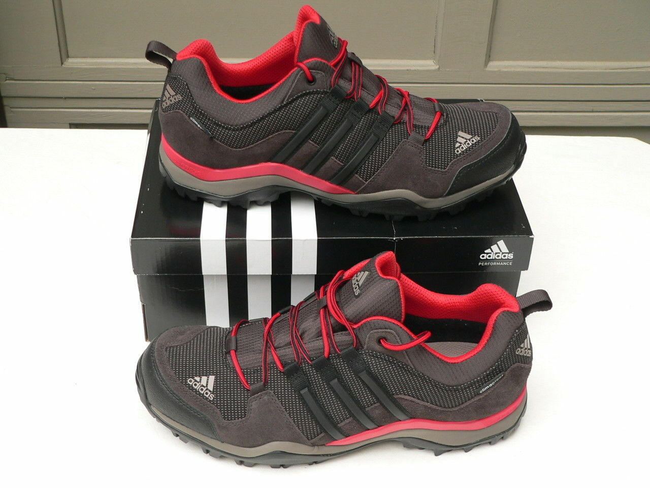 adidas / kumacross mesh climaproof wandern / adidas wanderschuhe neue männer - größe 8,5 19fe97