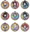 Sunshine Mirai no Bokura wa Shitteru Riko Nendoroid Rubber Key Chain Love Live