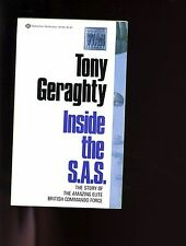 INSIDE THE SAS, ( British Special Forces) Tony Geraghty  1st  SB VG
