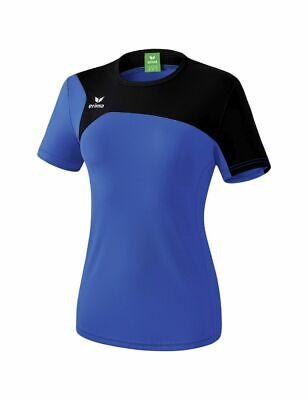 Details about  /Erima Sport Womens Girls Training Casual Cotton Short Sleeve SS T-Shirt Tee