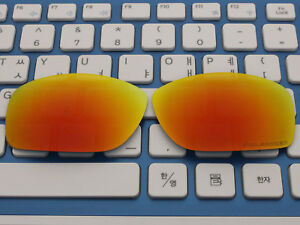 e3bbc00b25 Fire Red Polarized Lenses for-Oakley Canteen New 2014 Sunglasses ...