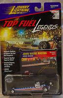 Johnny Lightning Top Fuel Legends John Wiebe Racing John Wiebe 1971