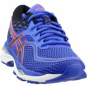 ASICS-GEL-Cumulus-19-Casual-Running-Shoes-Blue-Womens