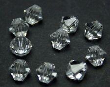 Preciosa Perlen crystal Rondell Beads 7 mm *** high quality ***