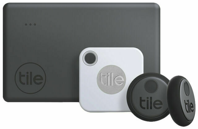 Tile Essentials  - 4 Pack