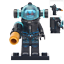 miniature 55 - MARVEL AVENGERS DC COMICS Minifigure custom tipo Lego Batman Superman venom BIG