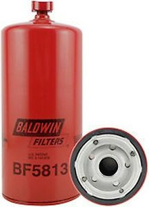 image is loading baldwin-filter-bf5813-primary-fuel-water-separator-spin-