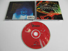 VENGEANCE RISING Released Upon the Earth CD 1992 RARE OOP THRASH ORG 1st PRESS!!